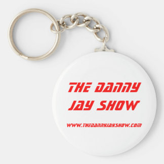 www.thedannyjayshow.com, The Danny Jay Show Key Ring