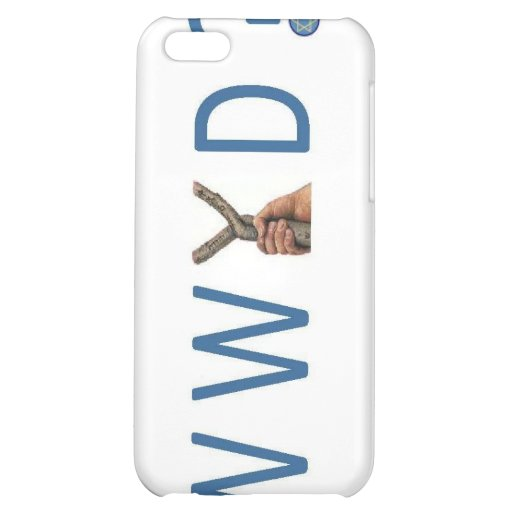 WWYD?  What would Yeshua Do? Case For iPhone 5C
