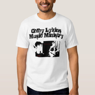 wy, dghs, Colby Lykins Music Ministry - Customized Tee Shirts