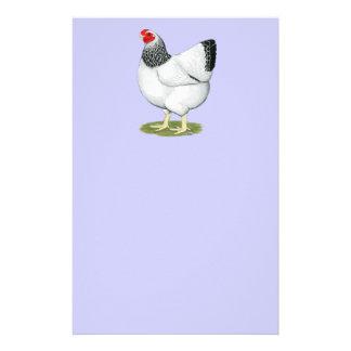 Wyandotte:  Columbian Hen Stationery