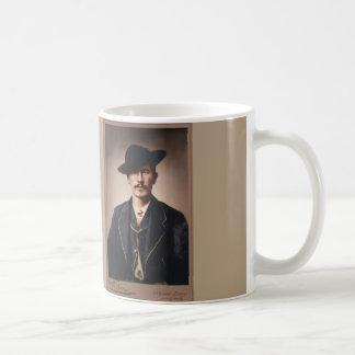 Wyatt Earp 1848-1929 Basic White Mug