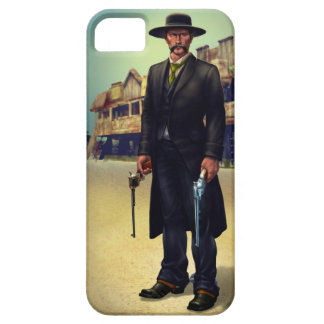 Wyatt Earp Barely There iPhone 5 Case