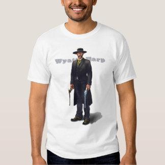 Wyatt Earp T-shirts