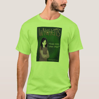 Wychetts T Shirt- Mint Choc Chip T-Shirt