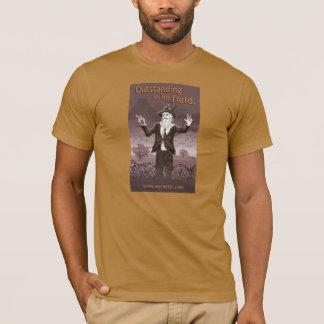 Wychetts T Shirt- Outstanding in HIs Field T-Shirt