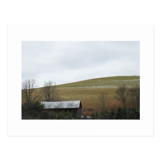 Wyeth Homage Postcard