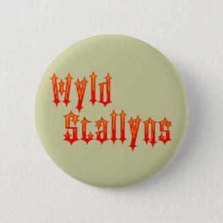 Wyld Stallyns 6 Cm Round Badge