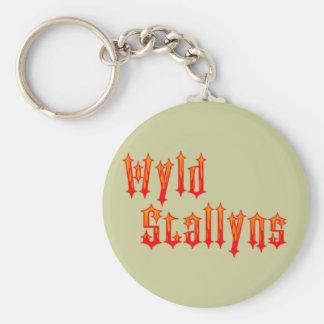 Wyld Stallyns Keychain