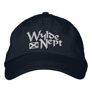 Wylde Nept Scottish Embroidered Cap