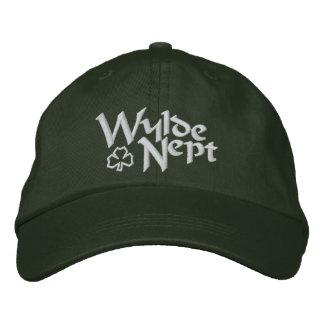 Wylde Nept Shamrock Embroidered Hat