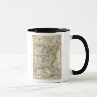 Wyld's Military Map Of The United States Mug