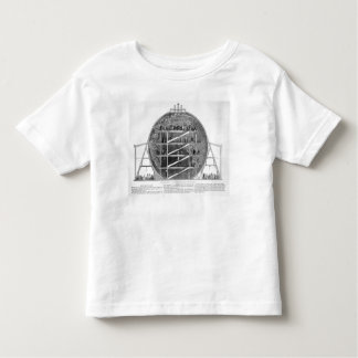 Wyld's Model of the Earth, 1851 Toddler T-Shirt