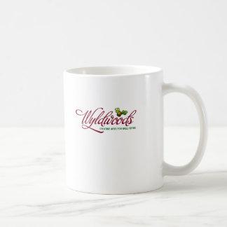 Wyldwoods charity mug - for left handed folk