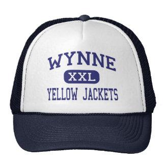 Wynne - Yellow Jackets - Junior - Wynne Arkansas Trucker Hat