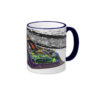 Wynn's Pontiac GTP FX Ringer Coffee Mug