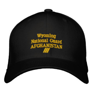 Wyoming 18 MONTH Embroidered Hat