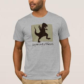 Wyoming Atheists T-Shirt