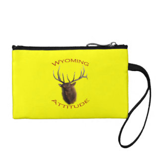 Wyoming Attitude Coin Purse