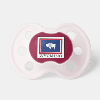 Wyoming Baby Pacifier