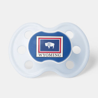 Wyoming Baby Pacifiers