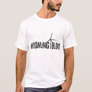 Wyoming Blows Style 4 T-Shirt
