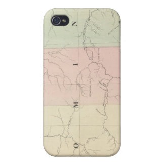 Wyoming Case For iPhone 4