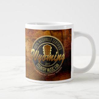 Wyoming Country Music Fan Coffee Mug