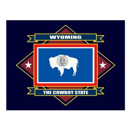 Wyoming Diamond Post Cards