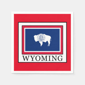 Wyoming Disposable Napkin