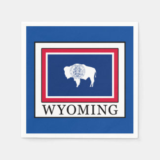 Wyoming Disposable Napkins