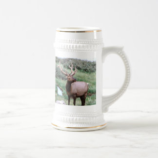 WYOMING ELK Mug