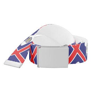 WYOMING Flag Belt