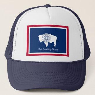 Wyoming Flag Hat