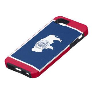 Wyoming Flag iPhone 5 Case