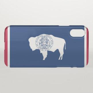 Wyoming flag iPhone x case