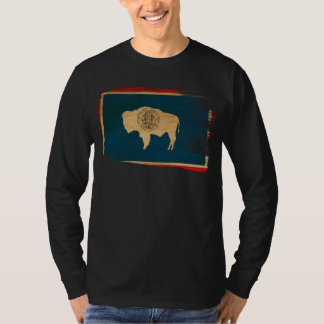 Wyoming Flag T-Shirt