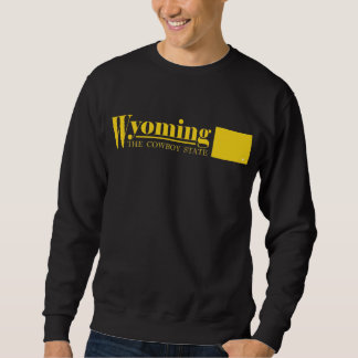 Wyoming Gold Sweatshirt