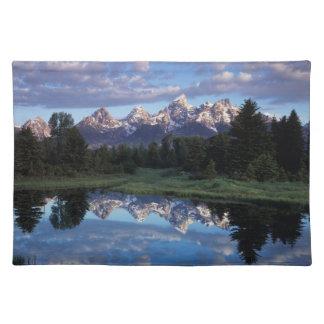 Wyoming, Grand Teton National Park 4 Placemat