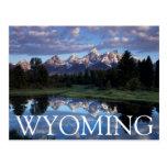 Wyoming, Grand Teton National Park 4 Postcard