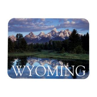 Wyoming, Grand Teton National Park 4 Rectangular Photo Magnet