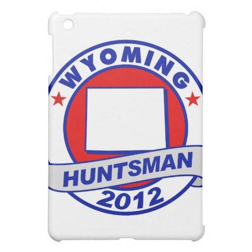 Wyoming Jon Huntsman iPad Mini Cover