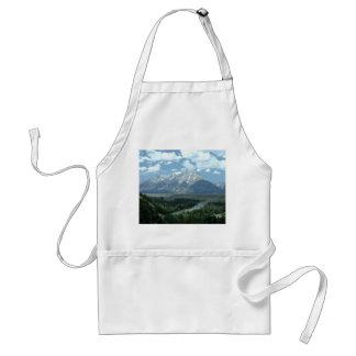 Wyoming Landscape Apron