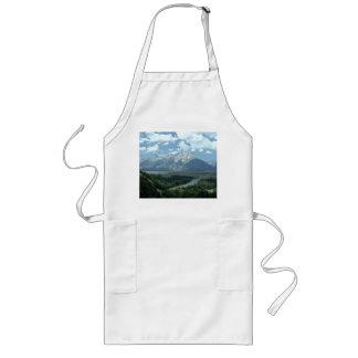Wyoming Landscape Long Apron