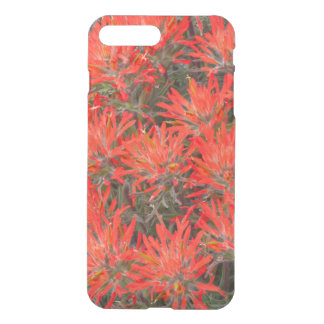 Wyoming, Lincoln County, Desert Paintbrush iPhone 8 Plus/7 Plus Case