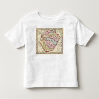 Wyoming, McDowell counties Toddler T-Shirt