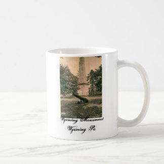 Wyoming Monument Mug