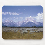 Wyoming Mountains Mousepad