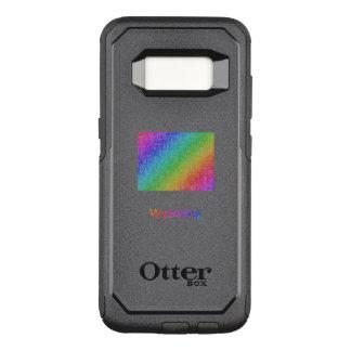 Wyoming OtterBox Commuter Samsung Galaxy S8 Case