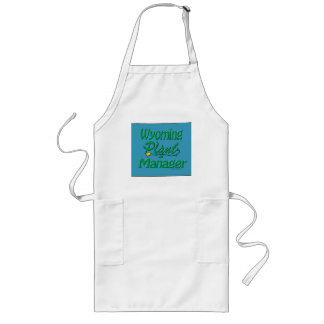 Wyoming Plant Manager Long Apron