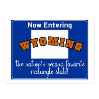 Wyoming Post Cards
